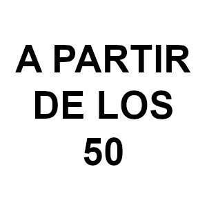 Crema Antiarrugas a Partir de los 50