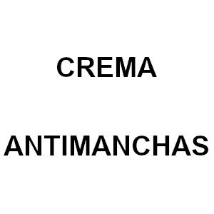 Crema Antimanchas